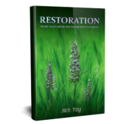 Restoration-Alice-May-Book-Cover-Design