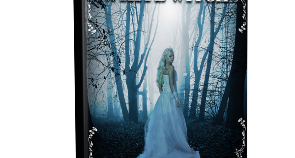 White-Witch-fantasy-book-cover-design