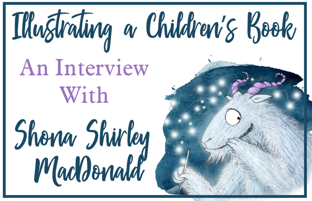 interview with illustrator shona shirley macdonald