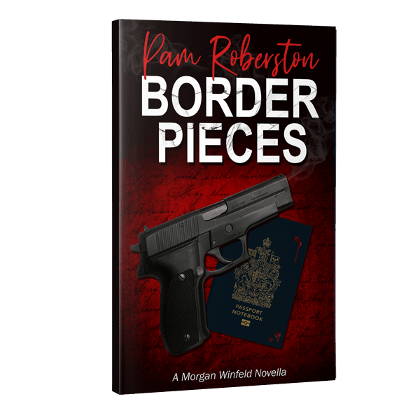 Border-Pieces-Crime-Cover -Design