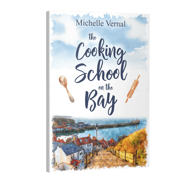 Michelle Vernal Contemporary Cover DEsign