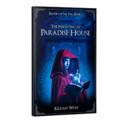 Paradise-House-Horror-Fantasy-cover design