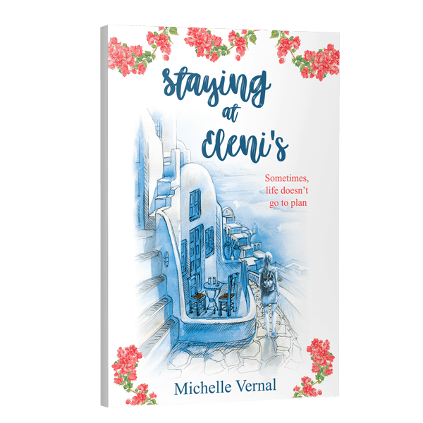Staying-at-Elenis-contemporary -cover-design