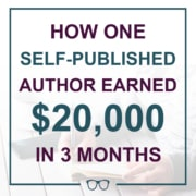 earn-money-self-published author
